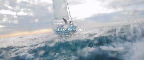 «Sortie en mer»: la campagne interactive choc contre la noyade