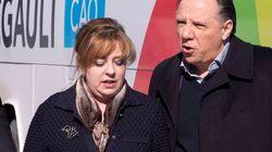 La députée de la CAQ Sylvie Roy est en congé maladie