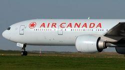 Air Canada: le profit augmente de 365 à 467 millions