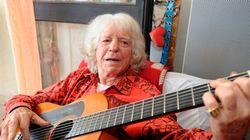 Le guitariste de flamenco Manitas de Plata est