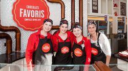 Chocolats Favoris à Boucherville : Gino Chouinard vous invite à vous sucrer le