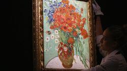 Une oeuvre de van Gogh se vend 61 millions de dollars à New