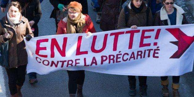 Des groupes du Québec s'associent pour le mouvement «Refusons