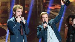 MTV Movie Awards 2014: «Hunger Games - L'embrasement» grand