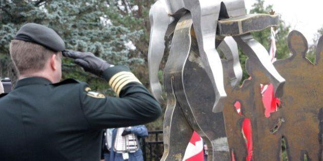Un premier parc dédié aux militaires blessés en service au