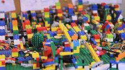 L'incroyable machine en Lego qui fait de la musique électronique