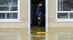 La pluie prévue dimanche et lundi pourrait causer bien des inondations au Québec