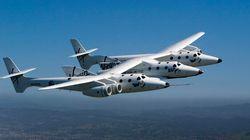 Le vaisseau spatial SpaceShipTwo s'écrase: un mort et un