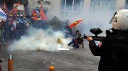 Manifestations violentes en Turquie après la tragédie