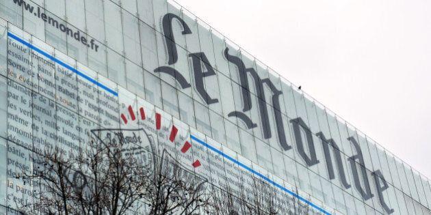 Le Monde: la majorité de la rédaction en chef «démissionne» de ses