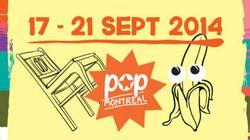 Un avant-goût de POP Montréal
