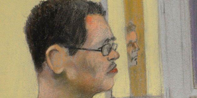 Procès Magnotta: le père de l'accusé raconte l'enfance difficile de son