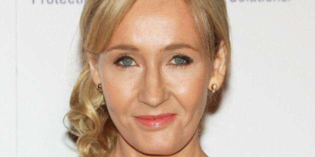 LONDON, ENGLAND - NOVEMBER 09: J.K. Rowling attends the Lumos fundraising event hosted by J.K. Rowling...