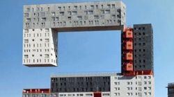 Quand l'architecture s'anime...