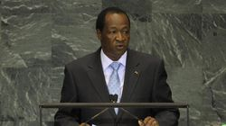 Burkina: Compaoré n'est plus au