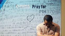 La famille d'un passager du vol MH370