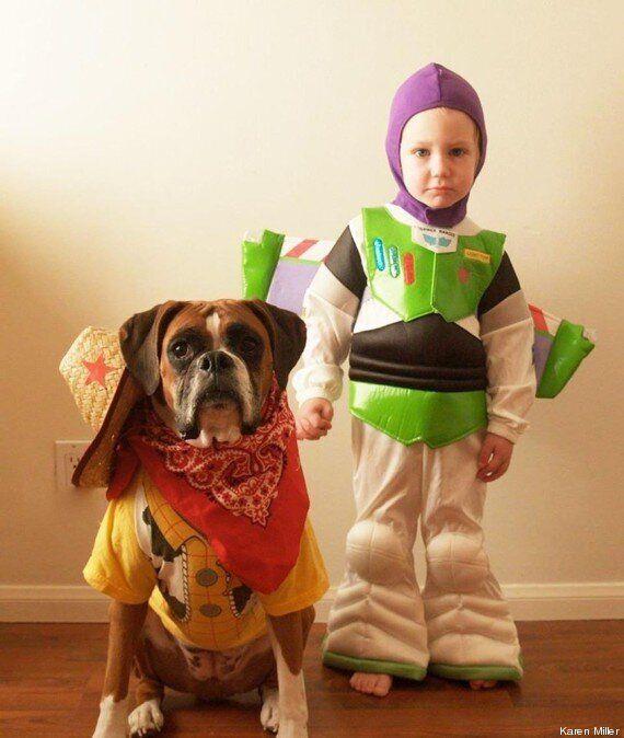 Les costumes d'Halloween qui font un malheur sur le web cette année
