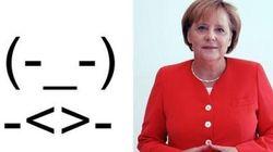 Angela Merkel a son propre