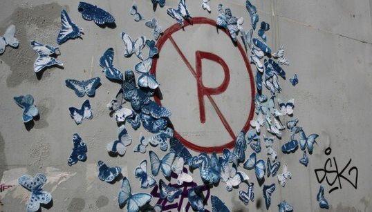 L'artiste qui voulait recouvrir le monde de papillons