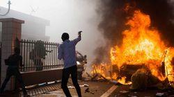 Burkina: l'armée prend le pouvoir après une journée d'émeute contre Blaise