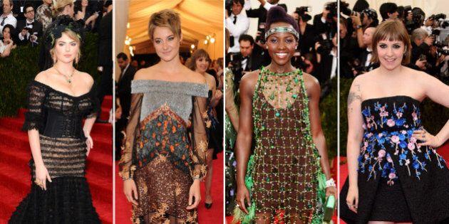 Gala du Met 2014: les stars qui ont raté leur coup sur le tapis rouge