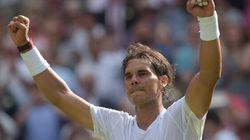 Wimbledon: Nadal renoue avec la victoire dans un tournoi