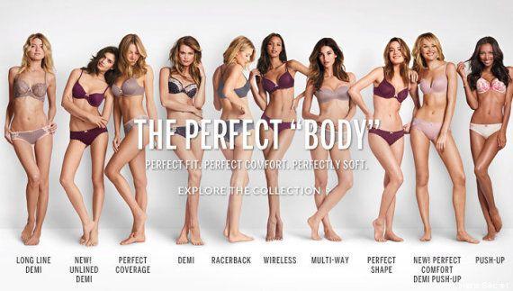 Victoria's Secret : la campagne «The Perfect Body» fait polémique
