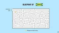 La vraie carte des magasins