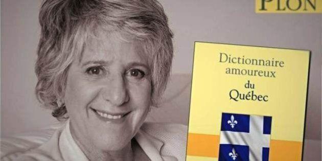 «Dictionnaire amoureux du Québec»: Denise Bombardier se souvient