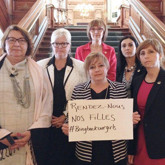 #BringBackOurGirls: la violence faite aux femmes est inacceptable et doit être
