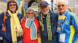 Marathon de Boston 2014: Un an plus