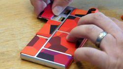 Google Project Ara Phoneblocks: le téléphone sur-mesure dévoilé