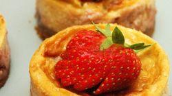 La recette du week-end: Gâteau au fromage et aux
