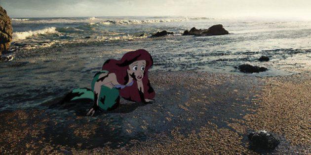 Les personnages de Disney transposés dans la vraie vie