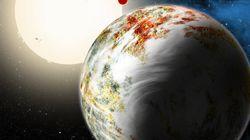 Découverte d'une planète «Godzilla», 17 fois plus lourde que la