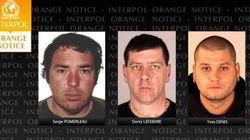 Les fugitifs de Québec comparaissent pour bris de prison et évasion