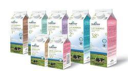 Le lait nordique bio ... qu'est-ce que
