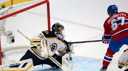 Le Canadien bouscule les Bruins grâce à la combativité de Dale Weise
