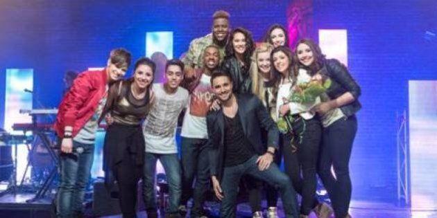 «Mix 4» à VRAK TV: Megan et Réginald grands