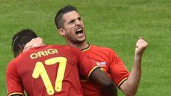 Mondial-2014 - La Belgique finit fort et retrouve les