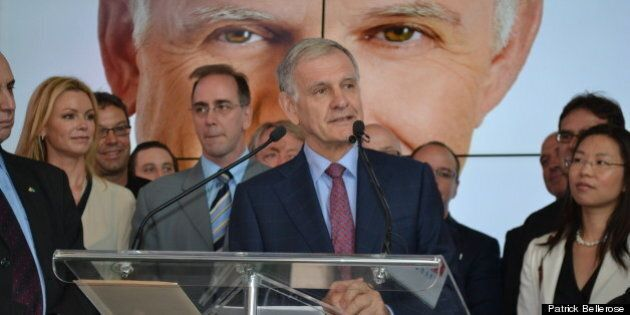 Réactions au décès de l'ancien candidat à la mairie de Montréal, Marcel