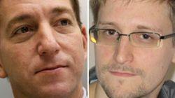 Le journaliste Glenn Greenwald décrit dans son livre un Snowden en paix avant ses
