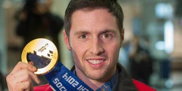 Le champion olympique Alexandre Bilodeau présidera les Jeux du Québec à Montréal en