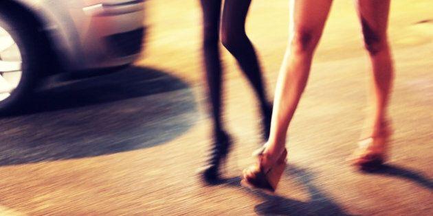 Résultats d'une consultation : la prostitution devrait être un acte