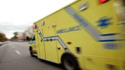 Les ambulanciers déclenchent des moyens de