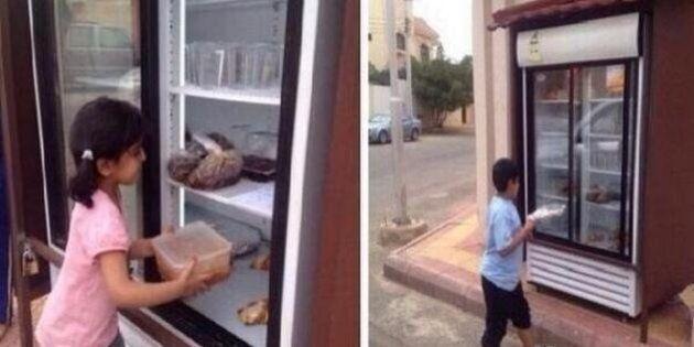 Un homme en Arabie saoudite a une brillante idée pour aider les plus