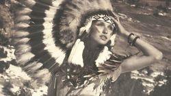 Les Amérindiens accusent Heidi Klum de