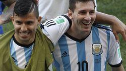 Mondial 2014: L'Argentine cinquième qualifié