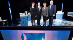 Élections 2014: le débat des chefs a attiré près de 1,3 million de