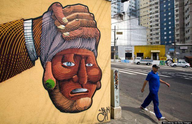 Les 26 meilleures villes du monde pour découvrir l'art de rue